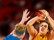 basketball star free slot machine