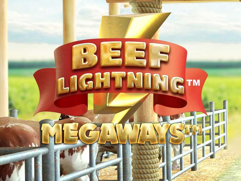 Beef Lightning Megaways Slot BTG