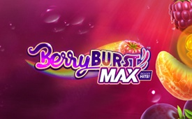 Berry Burst Max Slot: Get €150 Welcome Bonus At Casino Luck