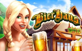 Earn Dunder €600 Cumulative Bonus & Get 200 Free Spins on Bier Haus Slot