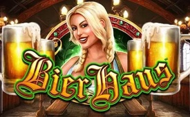 Get The Royal Panda 100 Free Spins on Bier Haus Slot Right Now