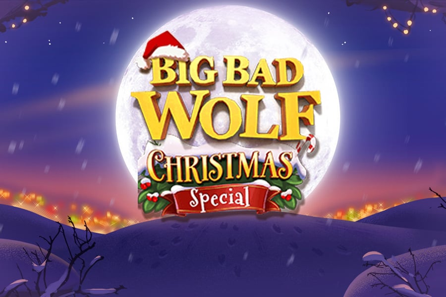 Big Bad Wolf Christmas Special Slot Featured Image