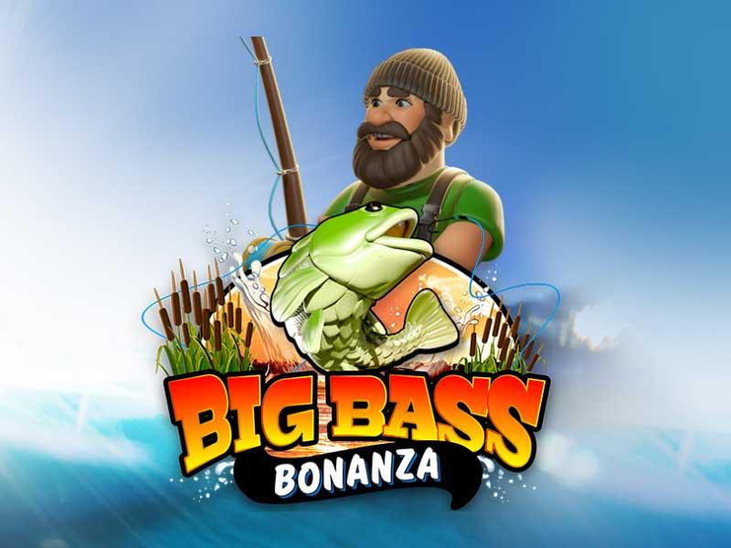 Big Bass Bonanza Slot Online