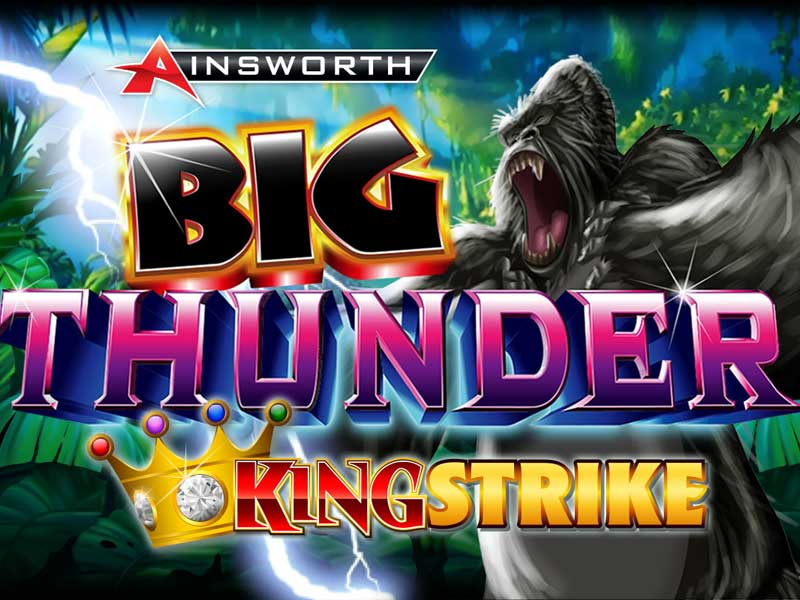 Big Thunder Slot Online