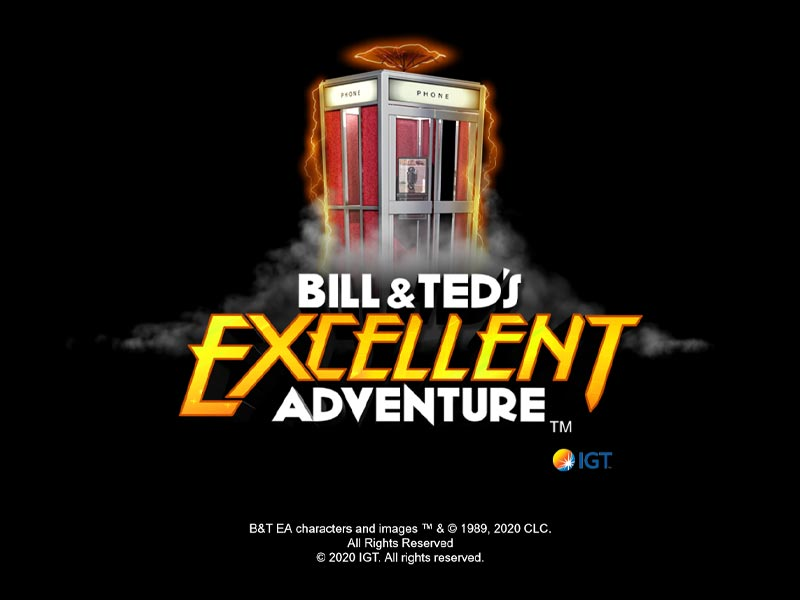 Play Bill & TedS Excellent Adventure Slots For Free Here