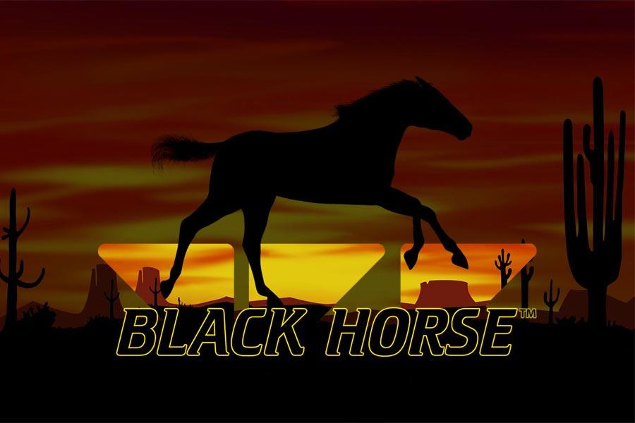 Black Horse Slot Featured Image