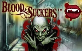 Instant $100 Welcome Bonus For Bloodsuckers Slot by Royal Panda Casino
