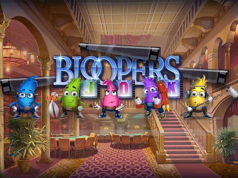 Bloopers Slot Featured Image
