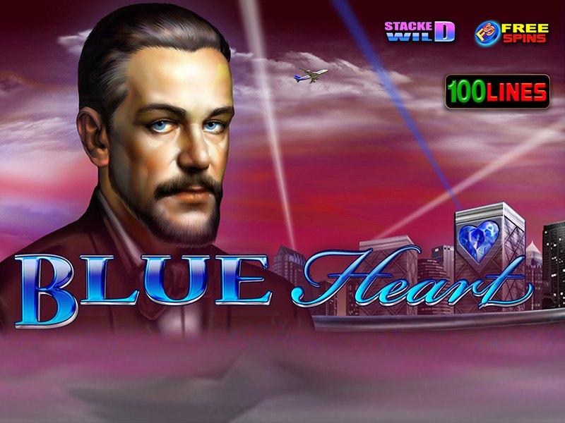 Blue Heart Slot Machine