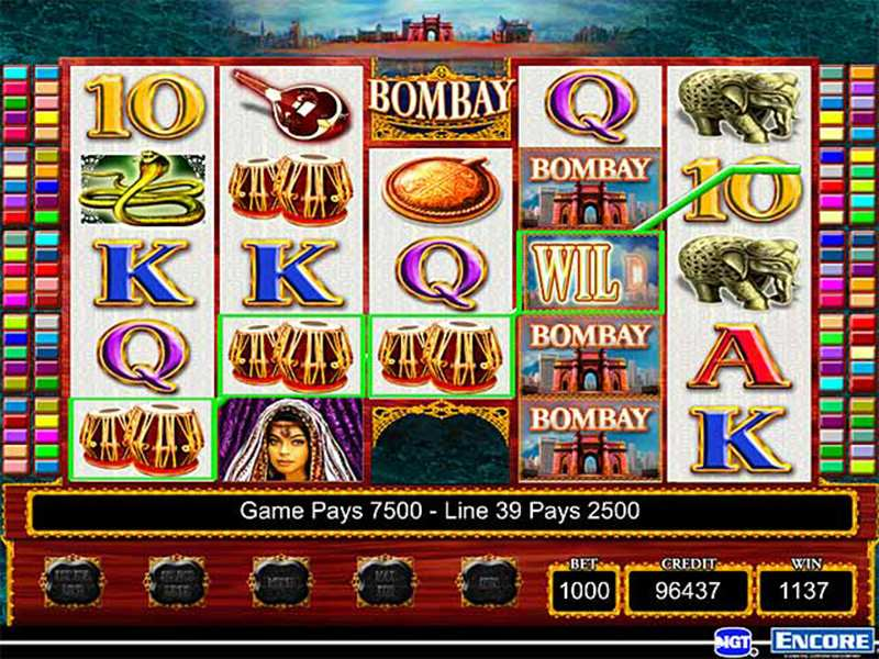 Slots machines for free