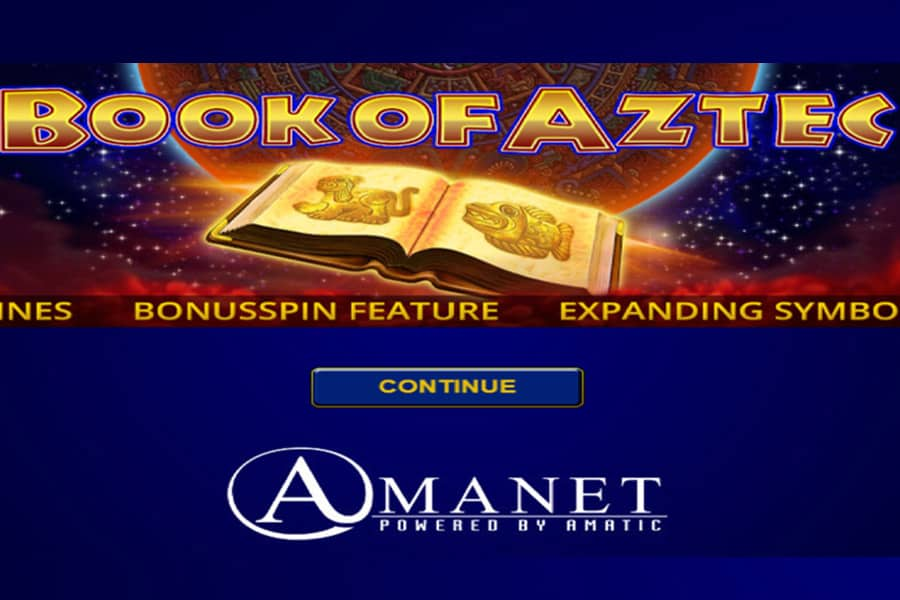 Book Of Aztec Slot Featured Image