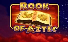 Welcome 10 Free Spins Bonus on Book of Aztecs Slot in Bob Casino