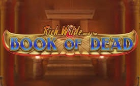 100% up to $/€100 + 50 Free Spins on book of Dead Slot by Slots Magic Casino