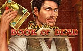 Sign Up to Get €/£350 + 135 Free Spins on Book of Dead Slot