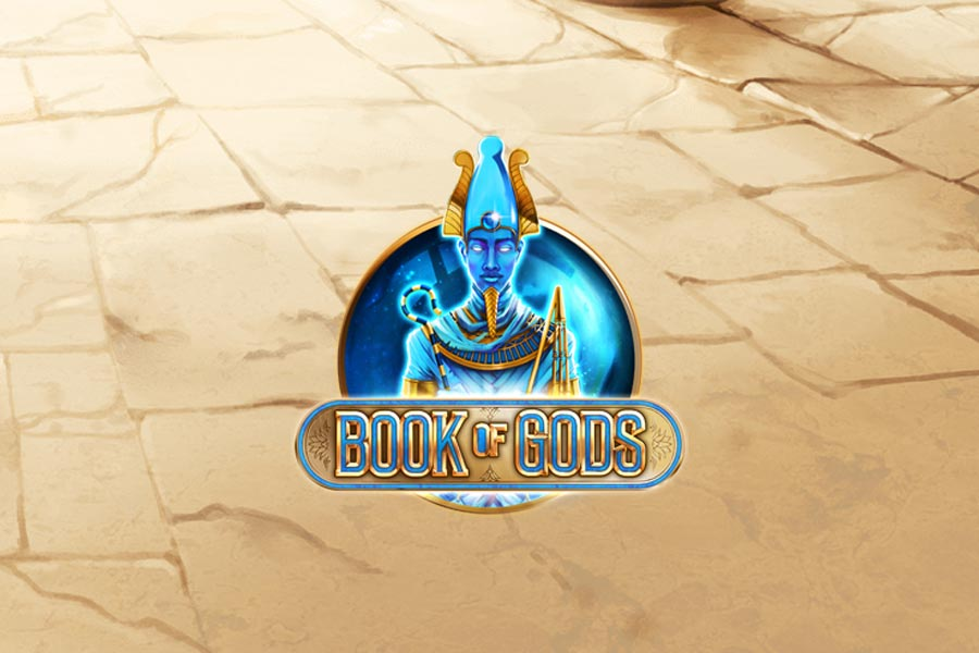 Book of Gods Slot Featured Image