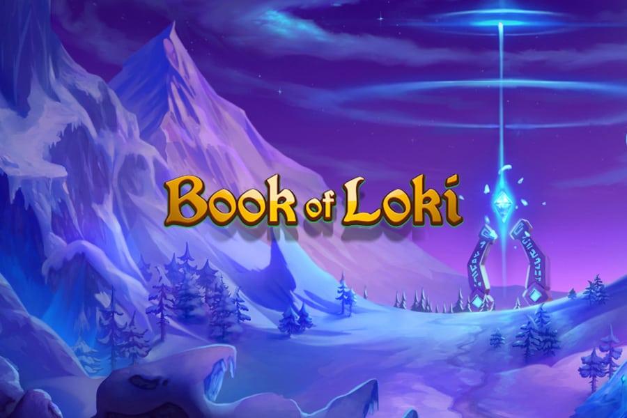 Book of Loki Slot Featured Image