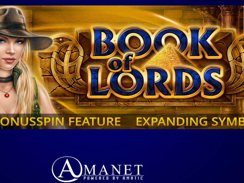 Book of Lords Slot Online