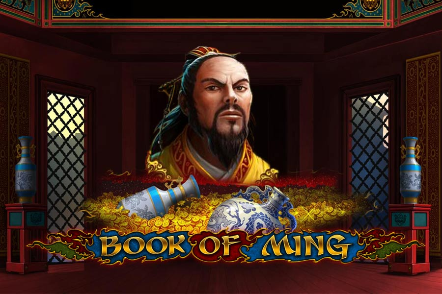 Book of Ming Slot Featured Image