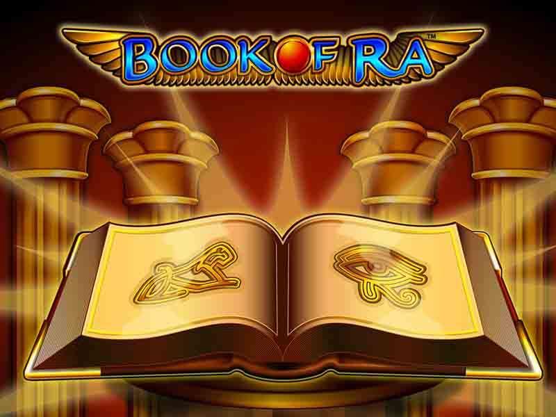 book of ra slot classic