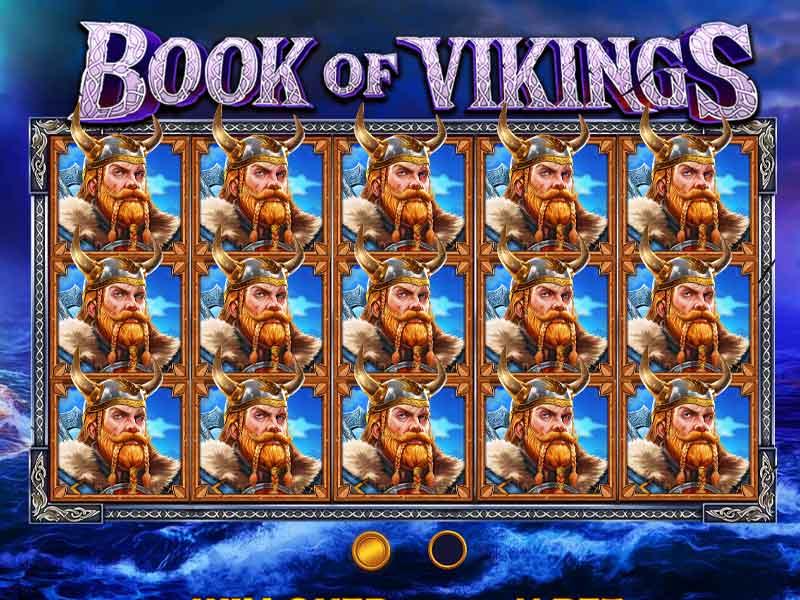Book of Vikings Online Slot