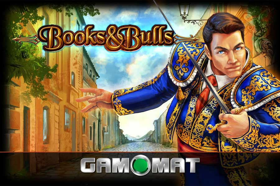 Books And Bulls Slot Featured Image