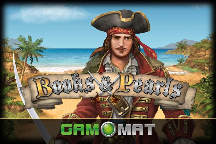 Books and Pearls Slot Featured Image