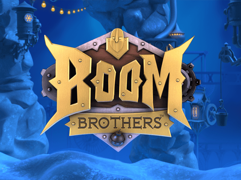 Boom Brothers Slot Machine Online ᐈ NetEnt™ Casino Slots