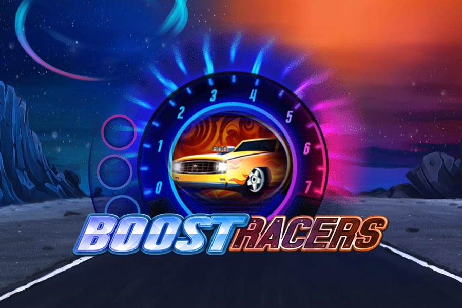 Boost Racers Slot Featured Image