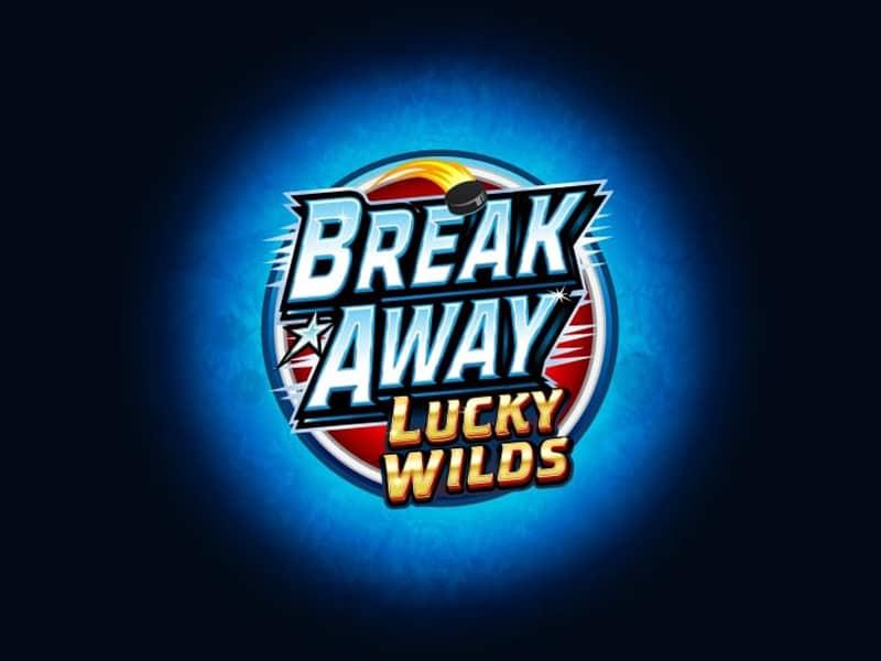 Break Away Lucky Wilds Slot Logo