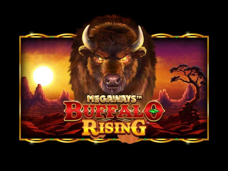 Buffalo Rising Megaways Free Slot