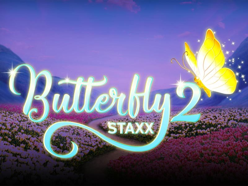 Butterfly Staxx 2 Free Slot Logo