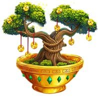 Bonsai Tree Symbol