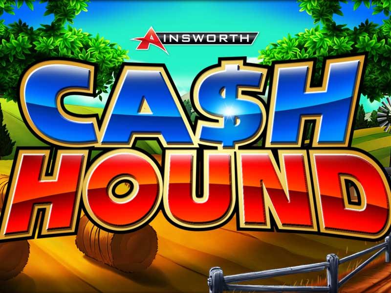 Cash Hound Slot Machine