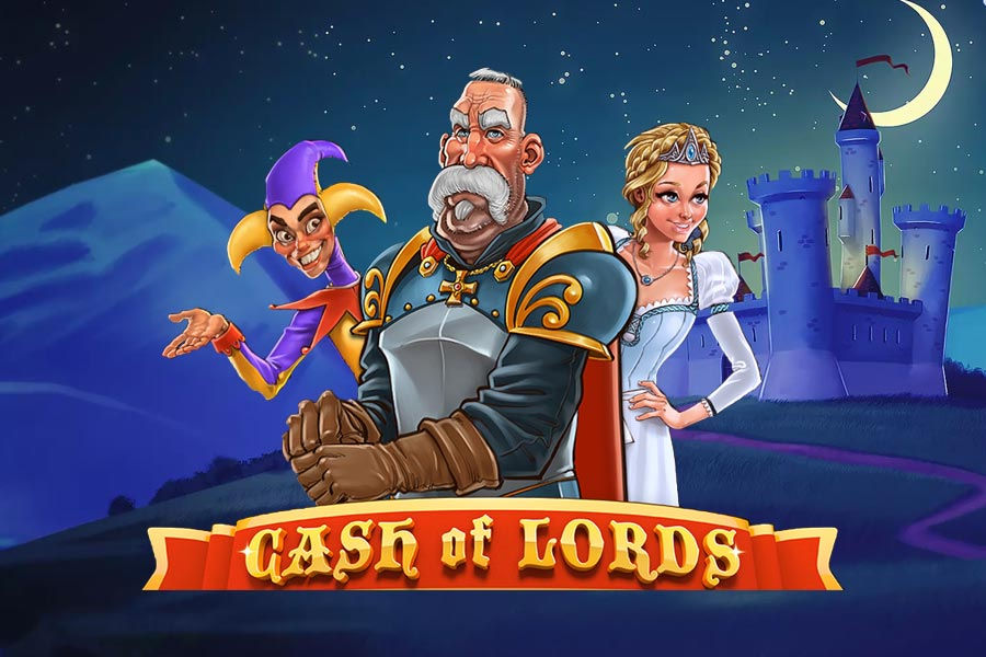 Cash of Lords Slot Featured Image