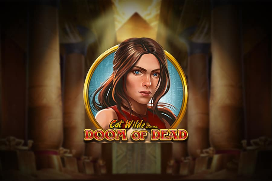 Cat Wilde and the Doom of Dead Slot Featured Image
