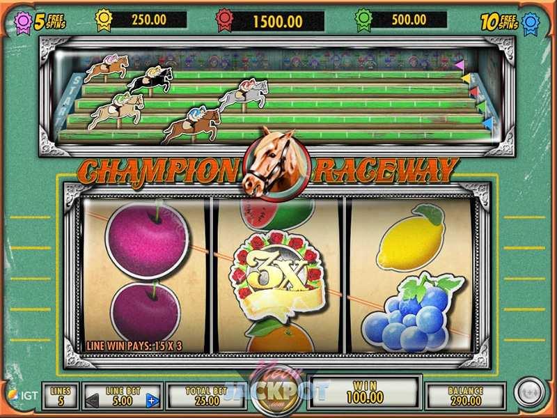 Conquest casino