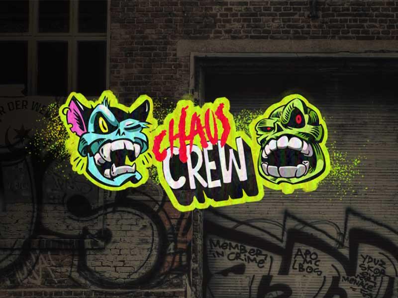 Chaos Crew Slot Online