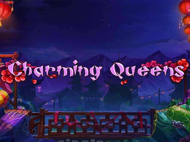 Charming Queens Slots Featured Image