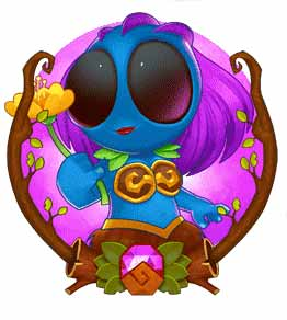 Chibeasties Slots Game Symbol