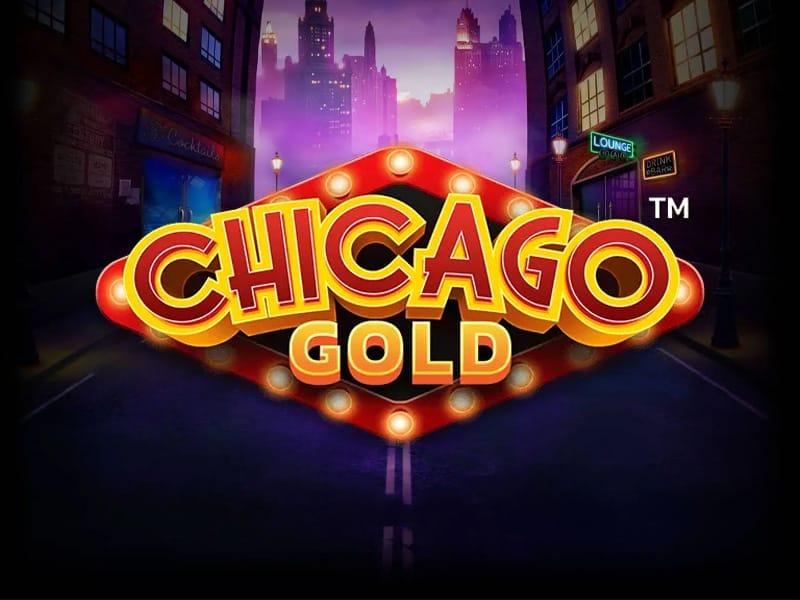 Chicago Gold Slot Logo