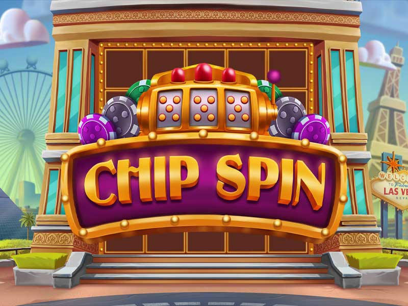 Chip Spin slot Relax Gaming