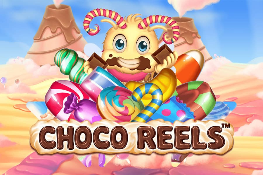 Choco Reels Slot Featured Image