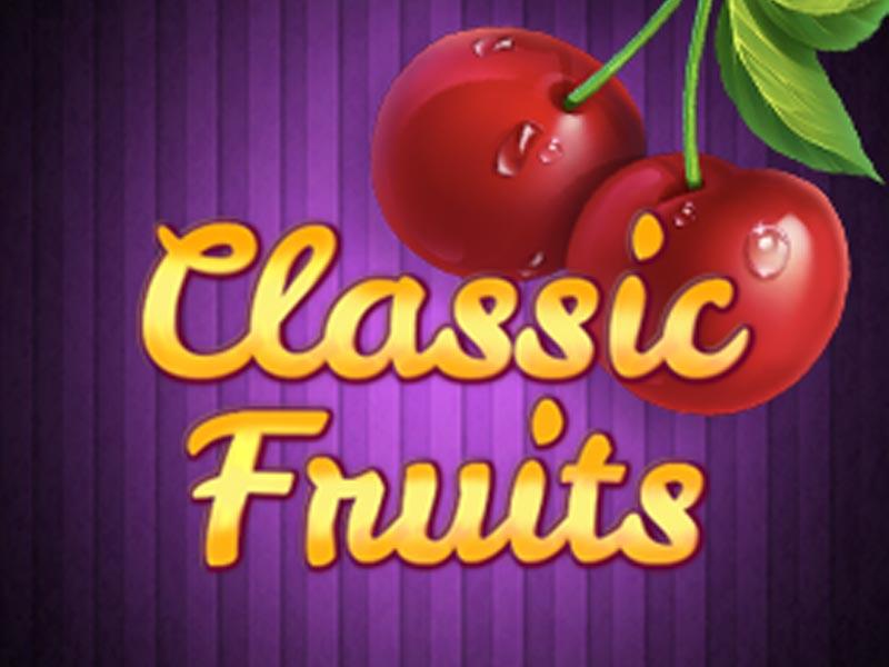 Classic Fruits Slot Machine
