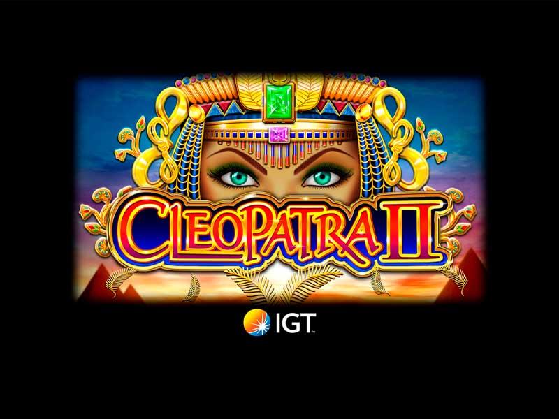 Cleopatra II IGT Slot