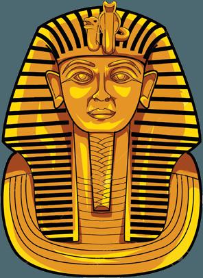 Claopatra IGT slot's bonus symbol pharaoh