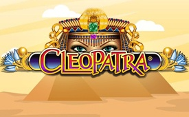 Welcome £500 + 150 Free Spins on Cleopatra Slot by Kerching Casino