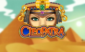 Welcome Bonus £500 + 100 Free Spins on Cleopatra Slot by SlotStars Casino