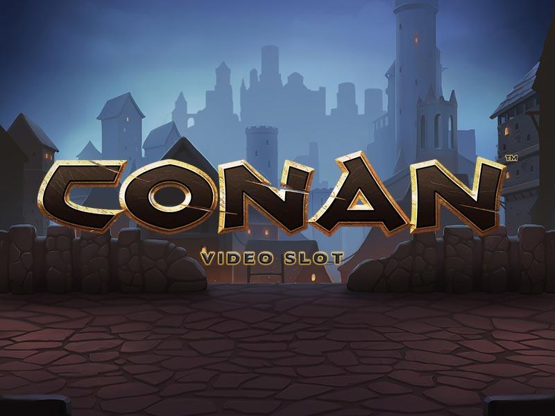 Conan Slot Feature Image