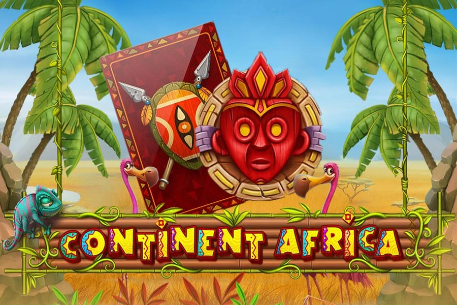 Continent Africa Slot Featured Image