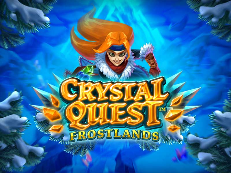 Crystal Quest: Frostlands Online Slot From Thunderkick